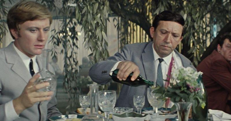Pierādījums, ka padomju filmās neuzkrītoši reklamēja alu