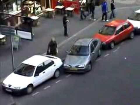 Parkošanās ģēniji...!