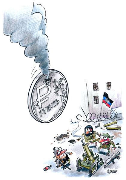 Российскую экономику ожидало падение и без санкций, - глава МИД Финляндии - Цензор.НЕТ 6504