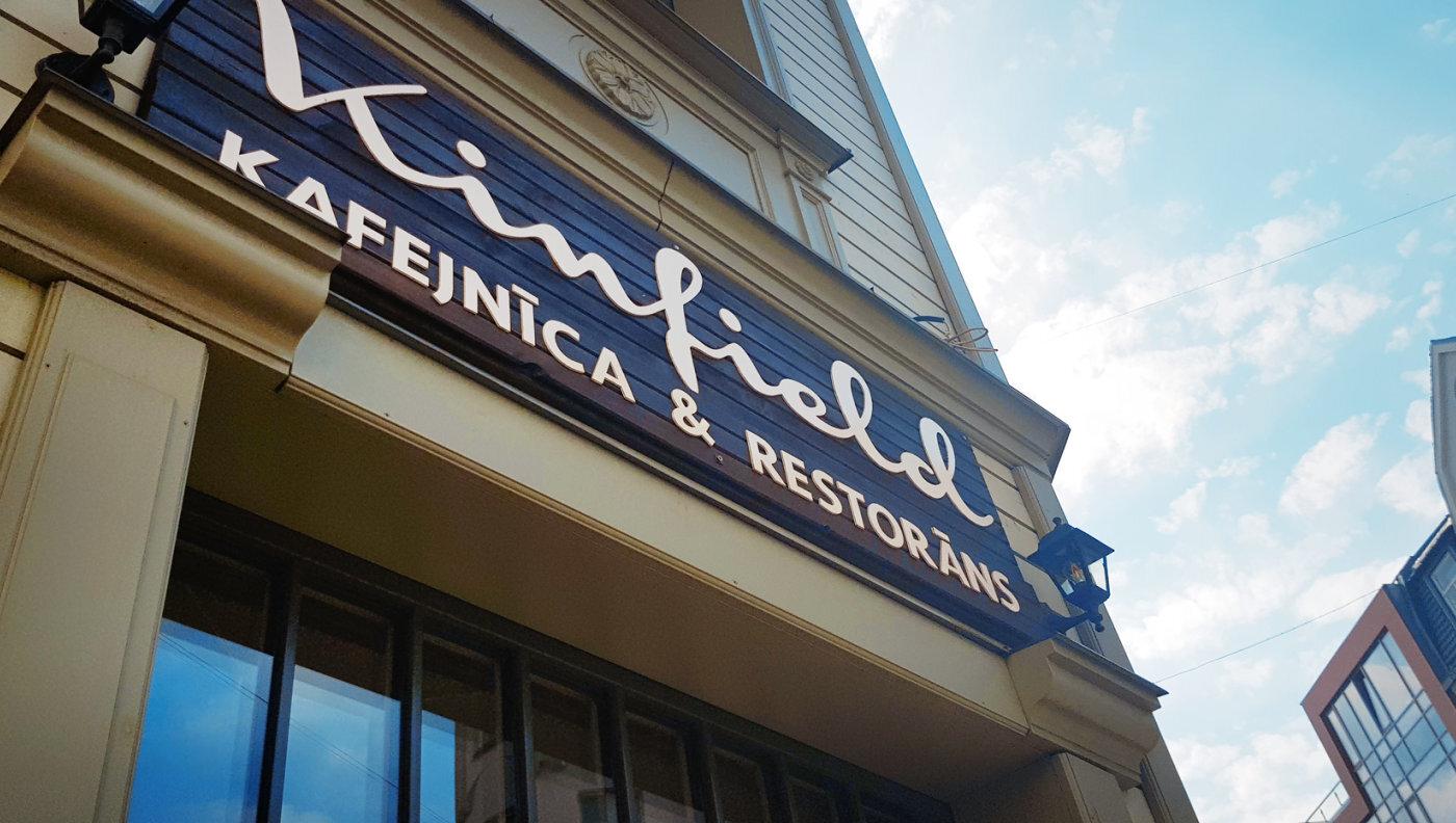 Restorāns 'Kinfield' pieteiks maksātnespēju; neskaidrības par nodokļu nomaksu paliek