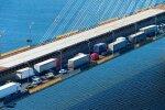 Uzlabos sodu iekasēšanas sistēmu no ārvalstu pārvadātājiem par noteikumu pārkāpumiem