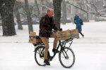 Ceturtdien Rīgā darbosies 'puteņa biļetes'