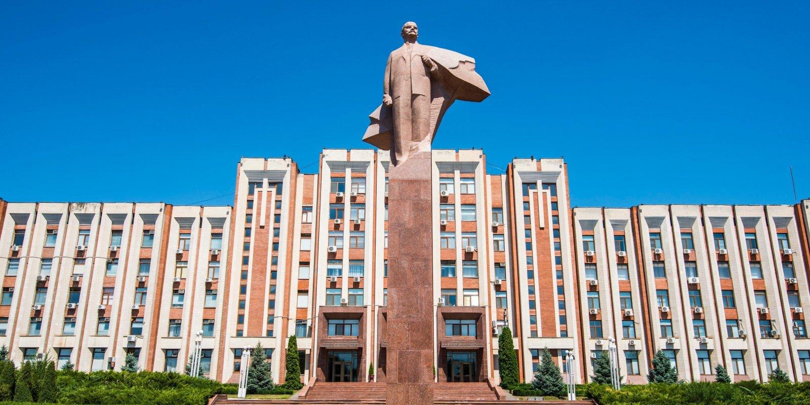 Приднестровье; Ленин