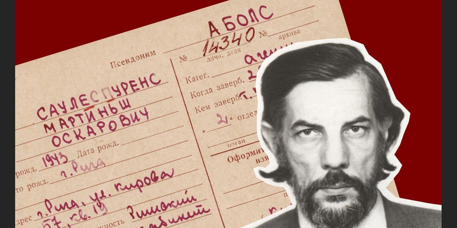 'Maisi vaļā': 'Ābols' ziņo par disidentu; 'Blue Microphones' radītājs Saulespurēns: biju VDK aģents