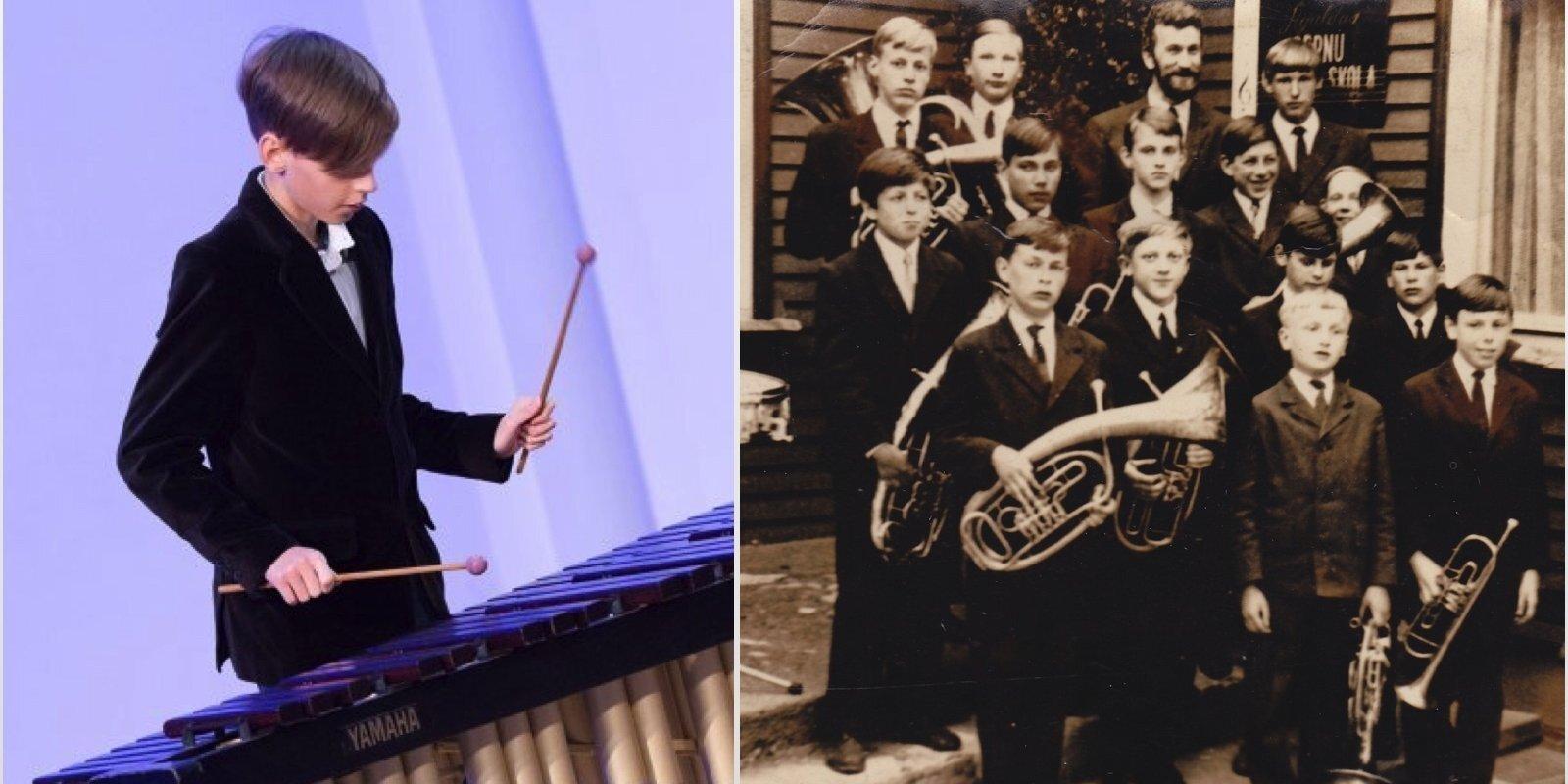 No rūcēja par solistu. Kā bērniem līdzi mainās Latvijas mūzikas skolas
