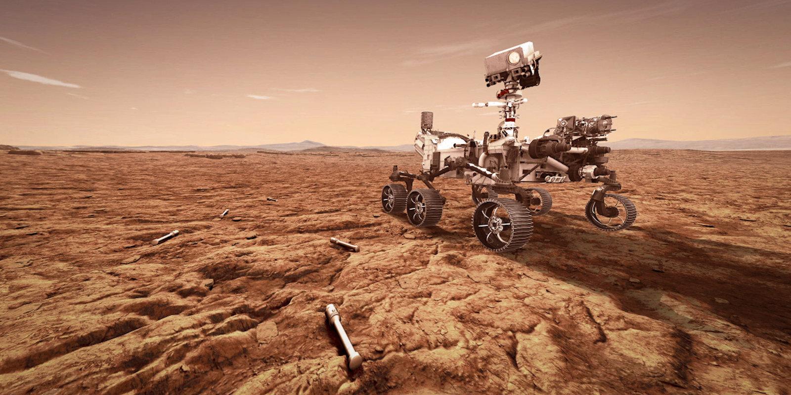 Pienācis sūtījums no Marsa. Kā realizēs kosmiski dārgo 'pasta piegādi'?