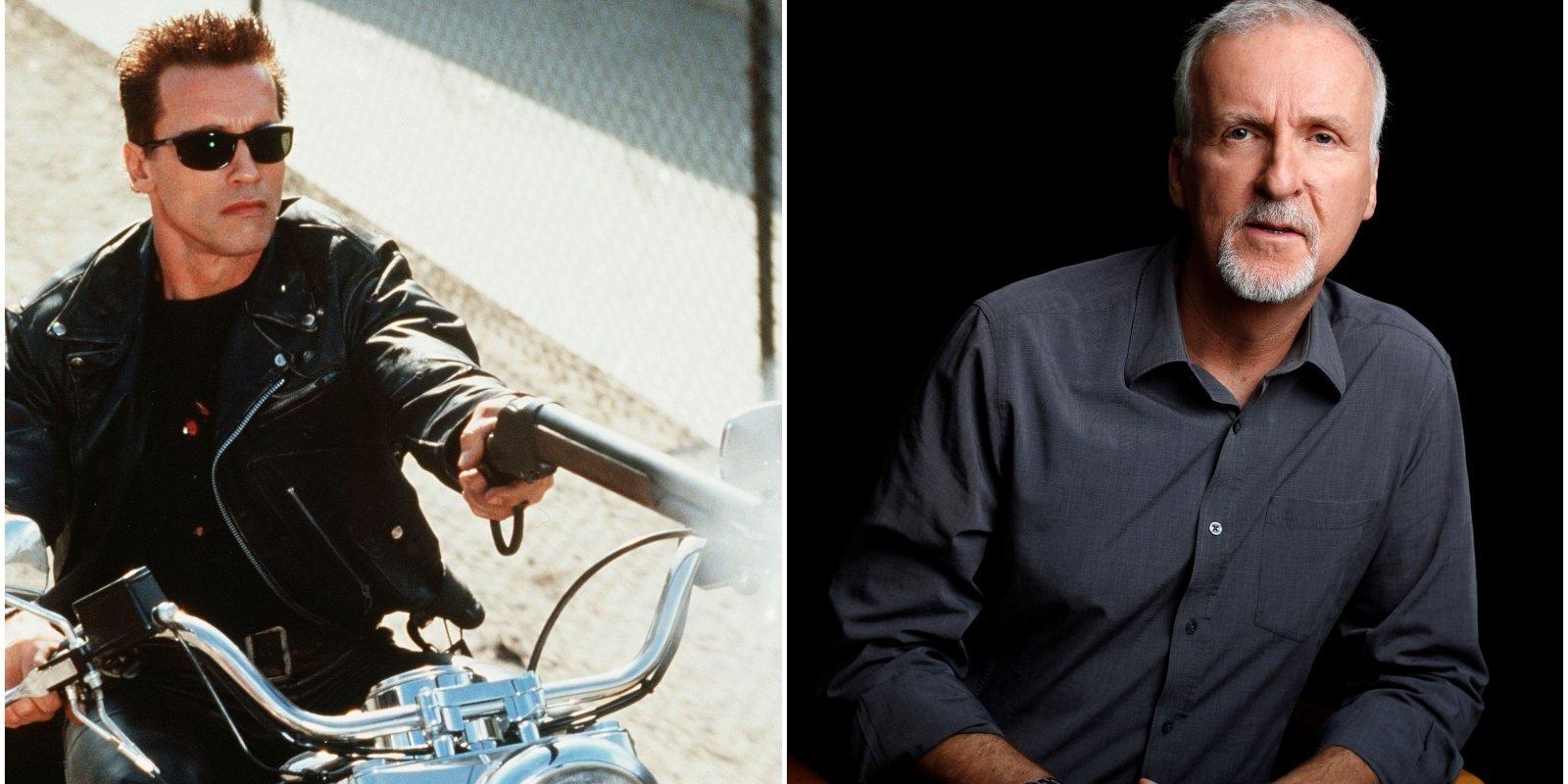 Narkotisko vielu ietekmē: kā pirms 30 gadiem tapa 'Terminators 2' scenārijs
