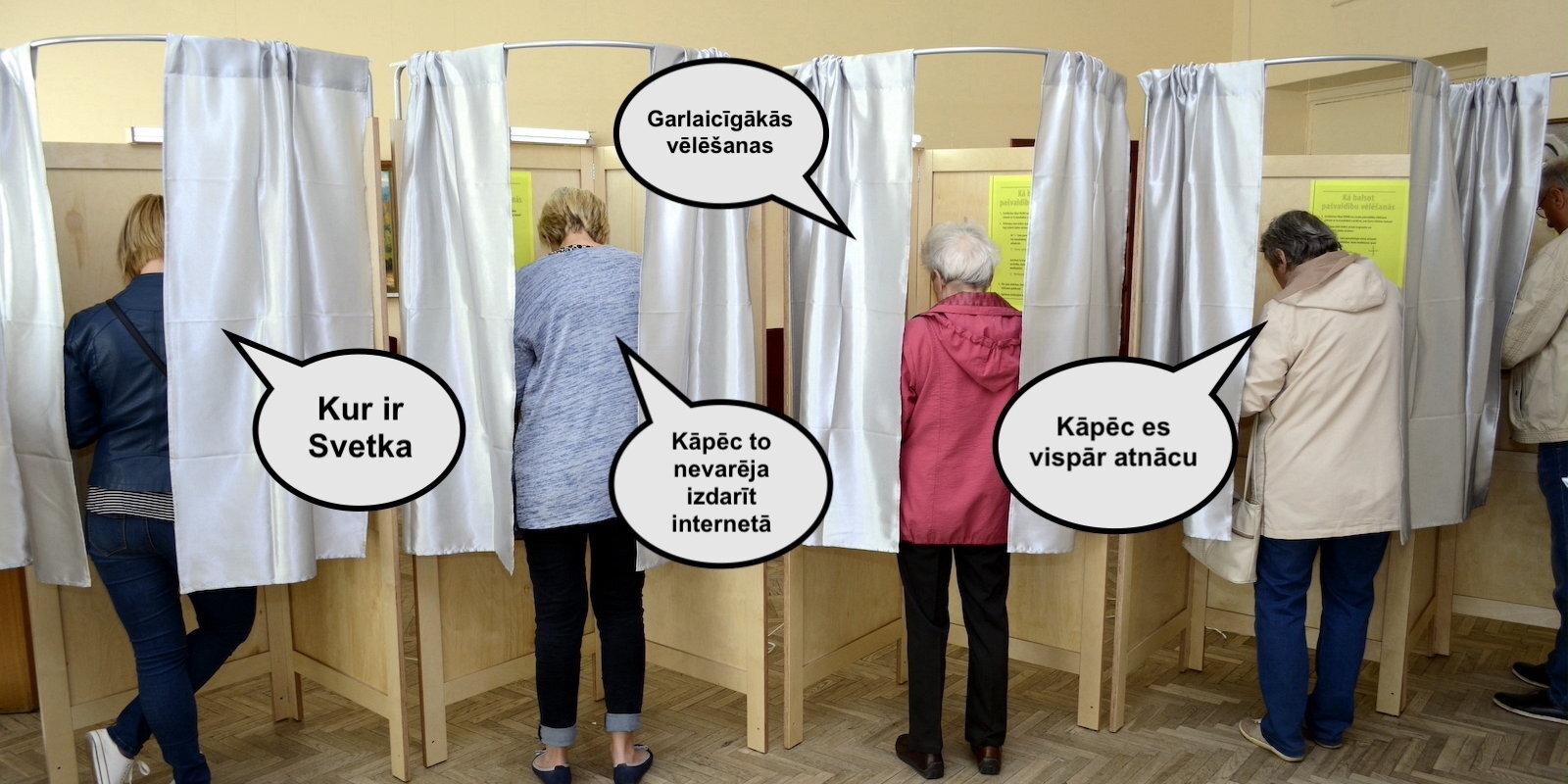 Cehs.lv: Vienkārši soļi, lai vēlēšanas nesmirdētu pēc naftalīna