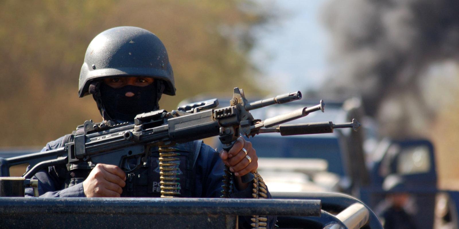 Kādēļ Meksika nespēj uzvarēt karā pret narkotikām