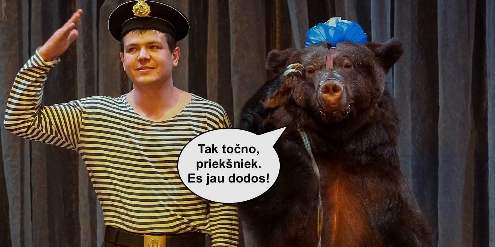 Dabas 'Cehs': Ko Vijciema lāču jandāliņš iemāca par pareizu 'ģēlu' kārtošanu Latvijā