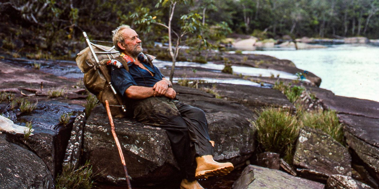 Latvietis, kas pavēra ceļu uz pasaulē augstāko ūdenskritumu – Aleksandrs Laime