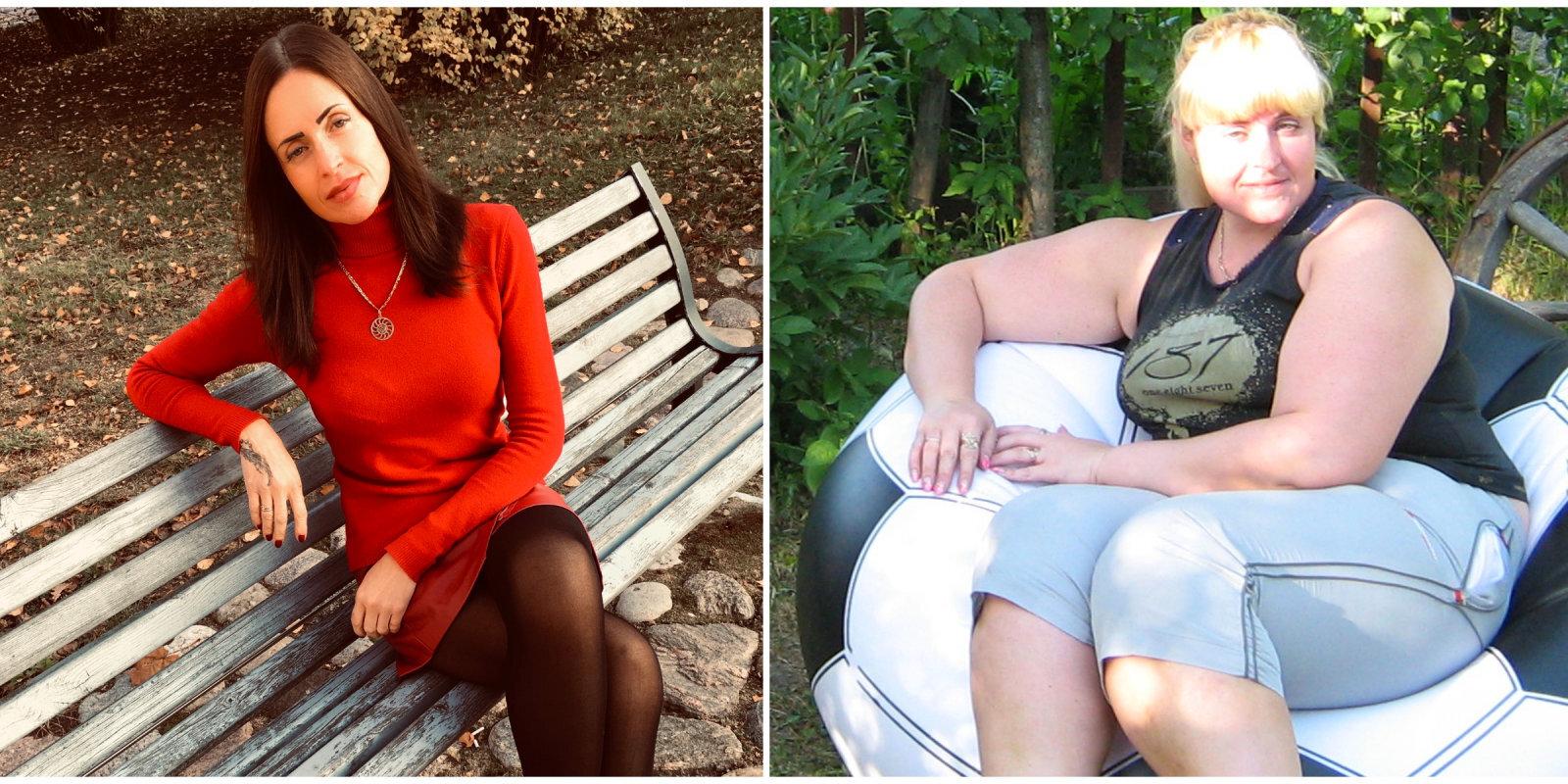 Jāmaina attieksme pret ēdienu. Everita Pastuhova atklāj, kā zaudējusi 55 kilogramus