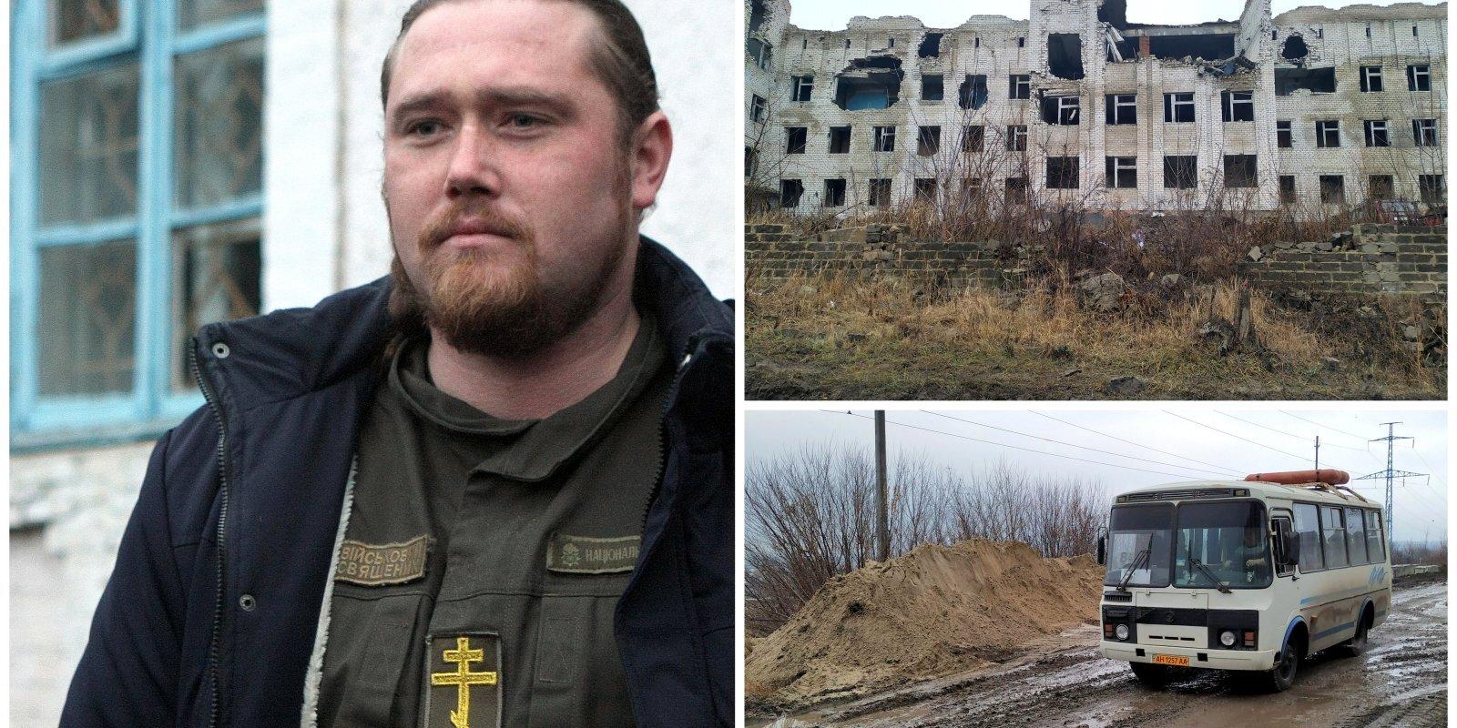 Družkivkas stāsts: Ukrainas patrioti 'krievu pavasara' ielenkumā