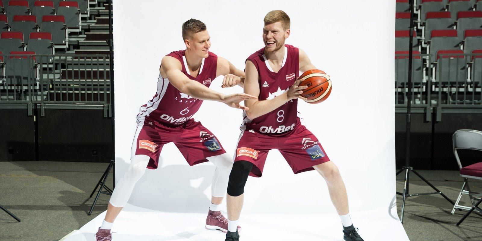 Gangsteru stils, atdeve treniņos un... kas ir Strēlnieks? NBA efekts Latvijā