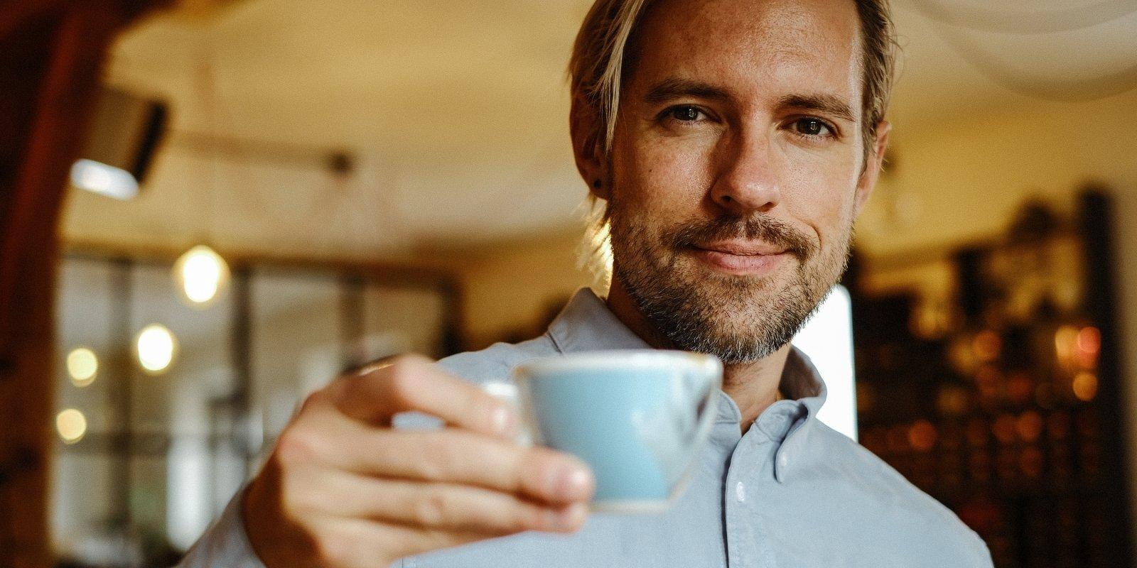В поисках лучшего кофе: дегустация с Маркусом Ривой