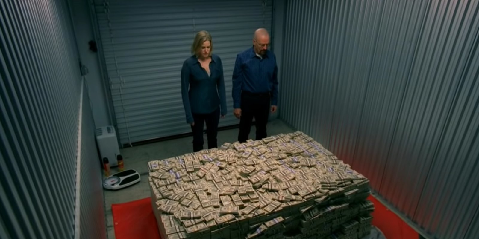 Nauda, nauda, nauda! Aizraujoši mūsdienu seriāli, kas fokusējas ap banknotēm