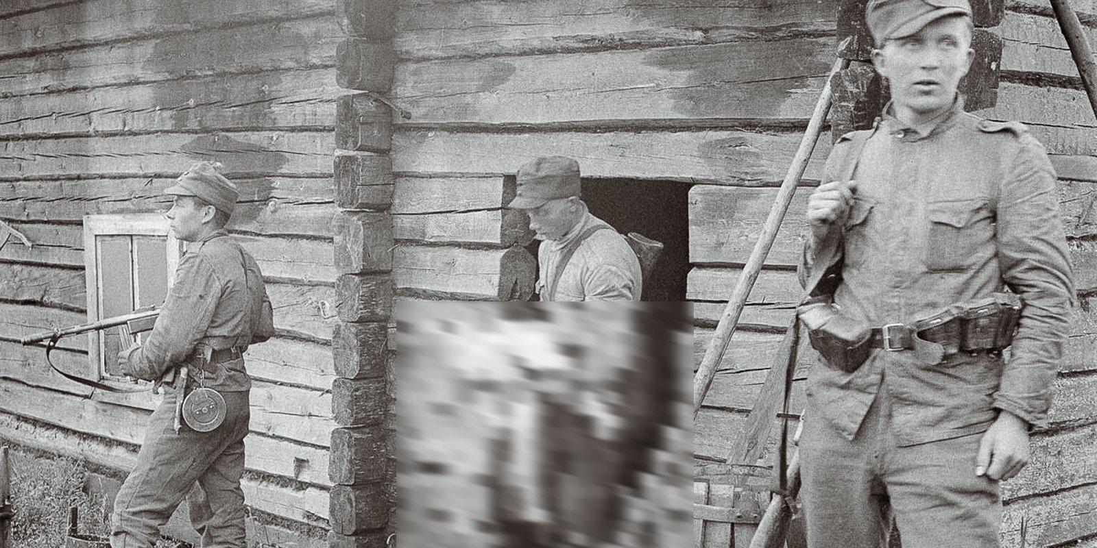 Noklusētais noziegums – padomju partizānu zvērības Somijā