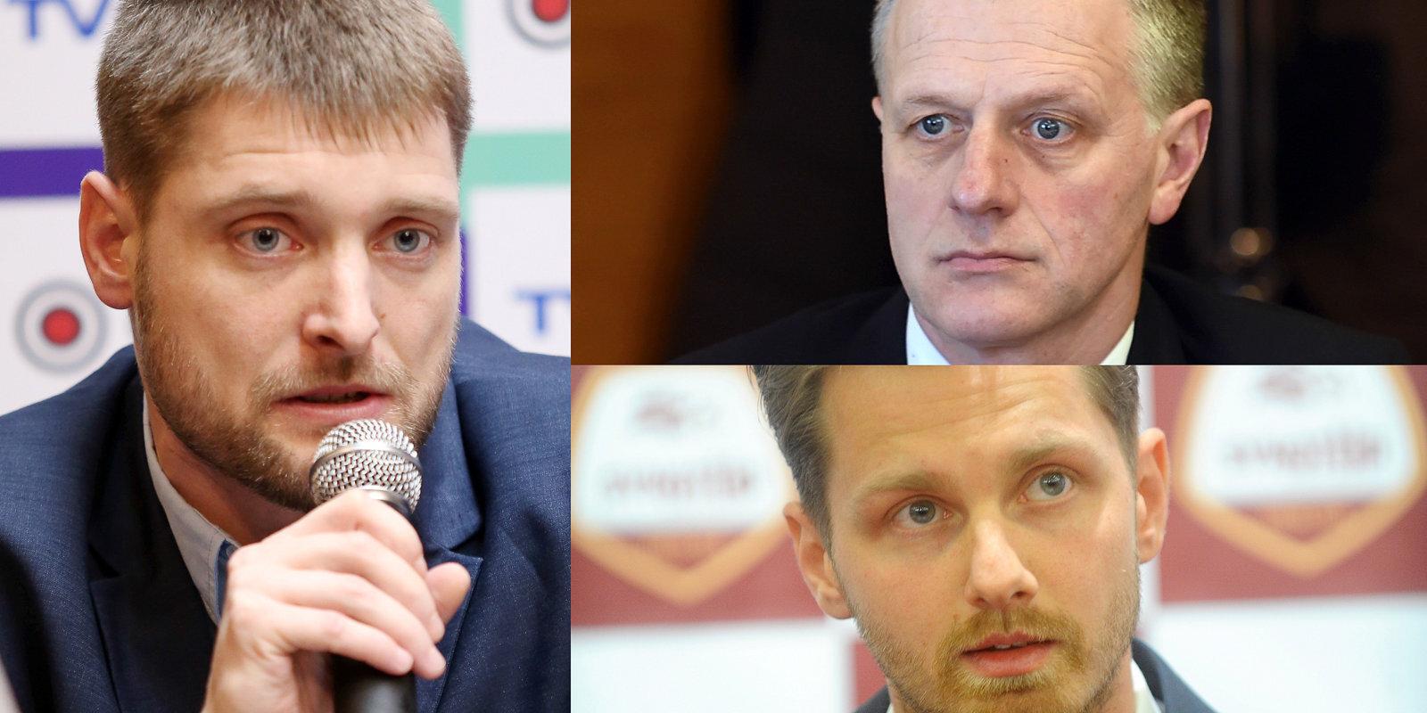 LFF amatu tīkotāji nesteidz atsaukties 'Valmiera FC' viceprezidenta aicinājumam