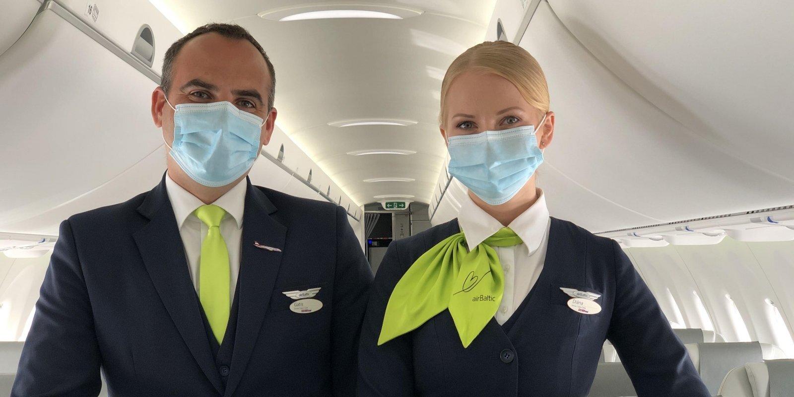 Par tiem, kas gaisā: Kā pēc lielās atlaišanas dzīvo 'airBaltic' piloti un stjuartes