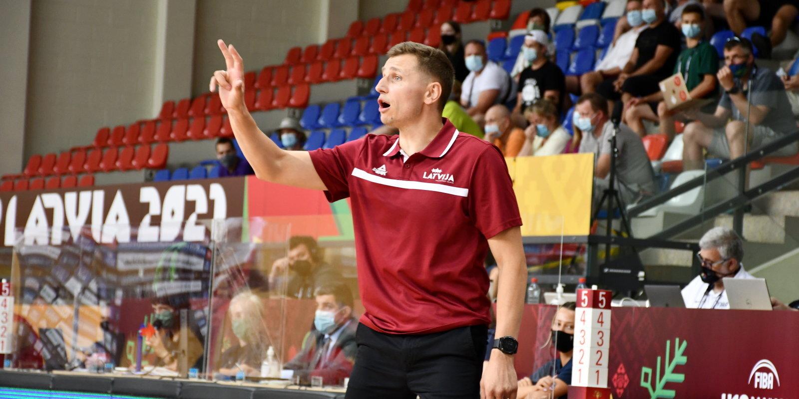 'Basketbols nav fizkultūra'. Nikolajs Mazurs aicina trenerus nemeklēt attaisnojumus