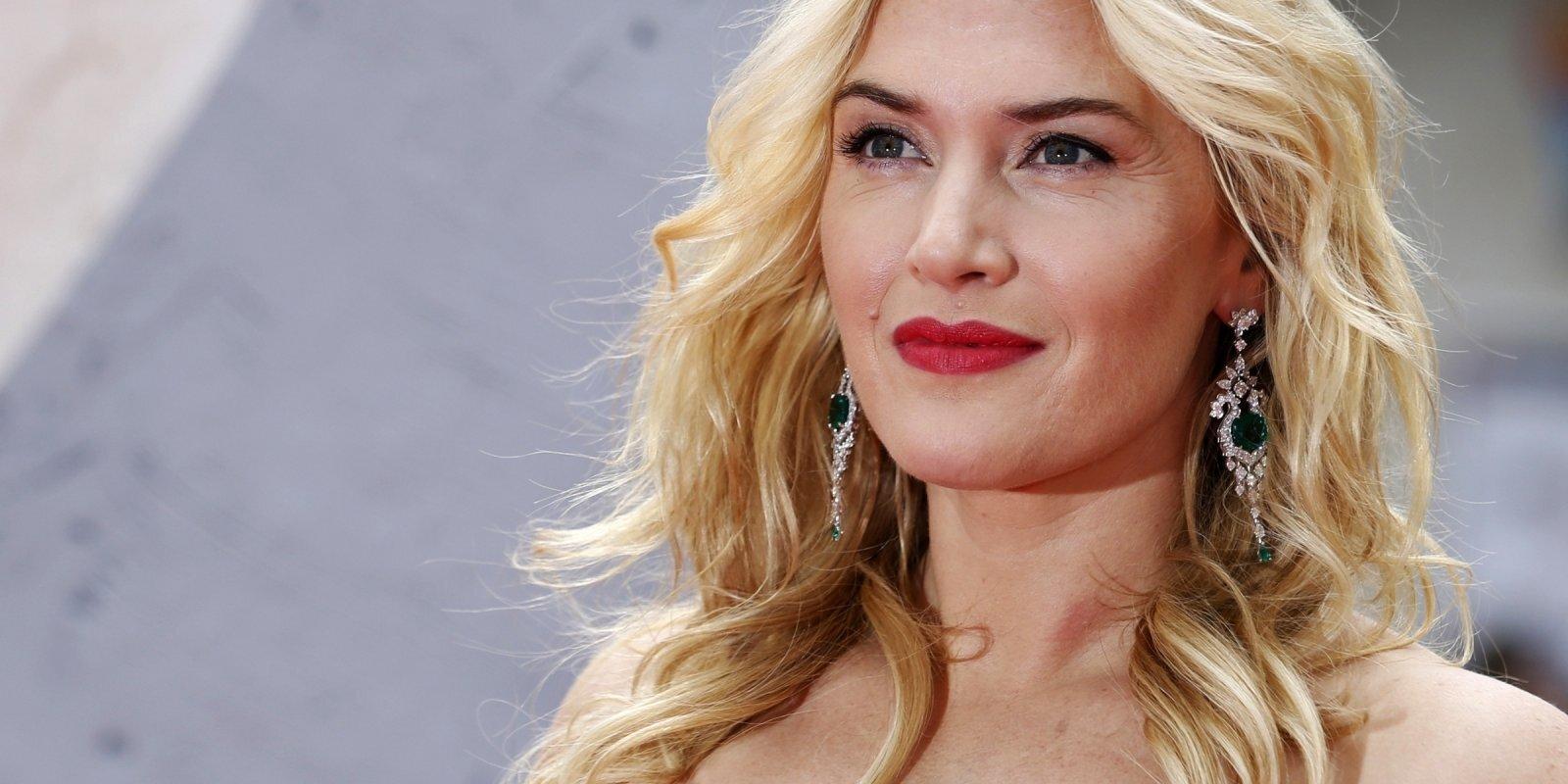 Aktrise, kura izlūdzās sev lomu. Šarmantajai Keitai Vinsletai – 45