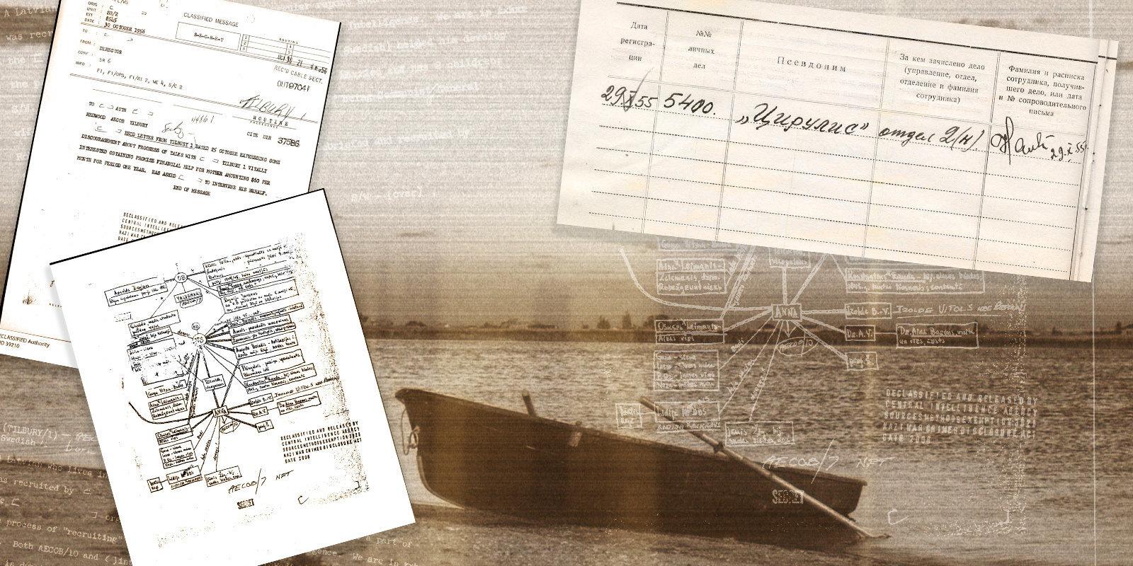 'Noslēpumainais bēglis Baltijas jūrā': Latvietis starp triju valstu specdienestu dzirnakmeņiem