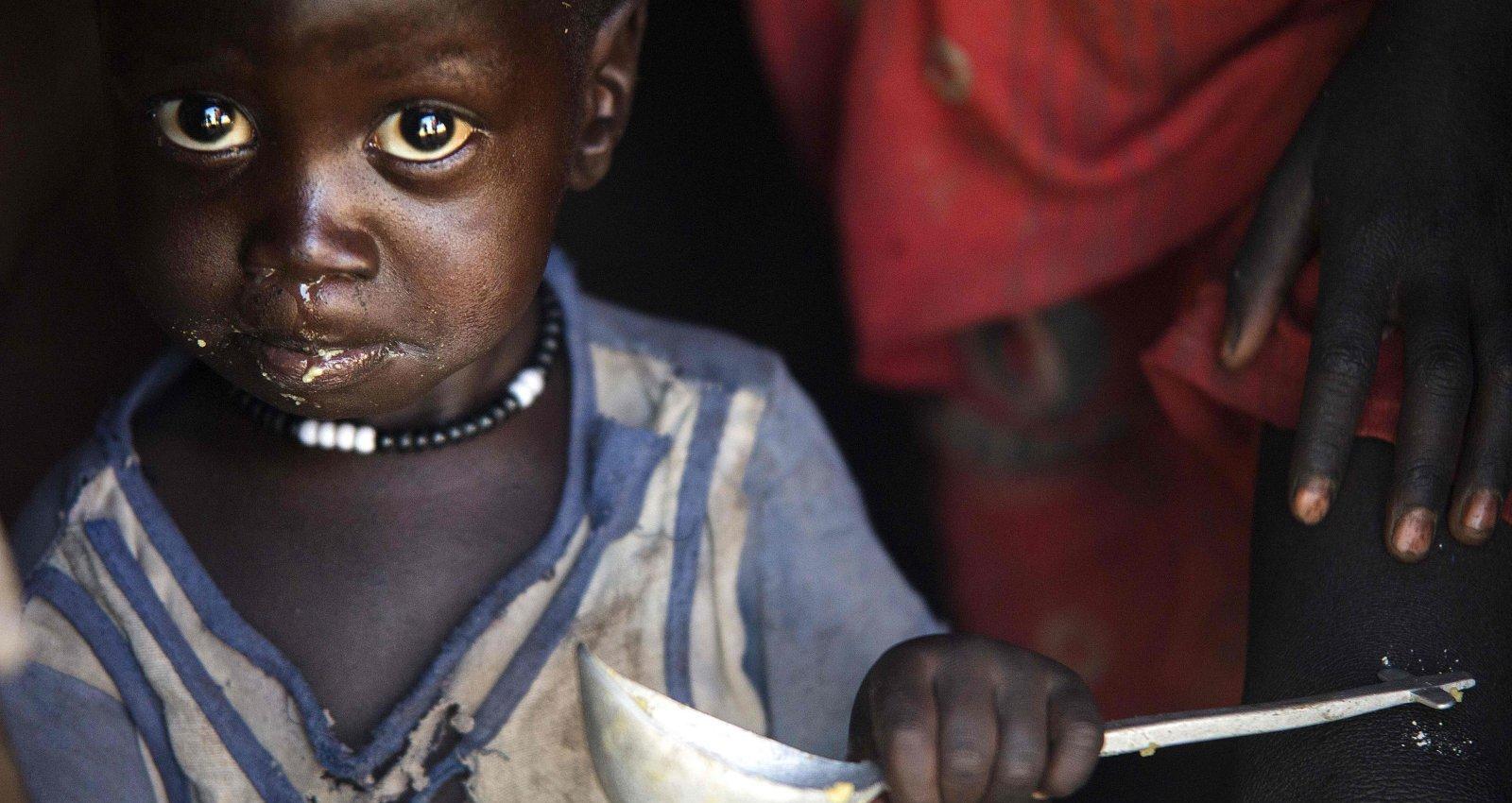 Apklusuši palīgā saucieni: kur palicis bads Āfrikā