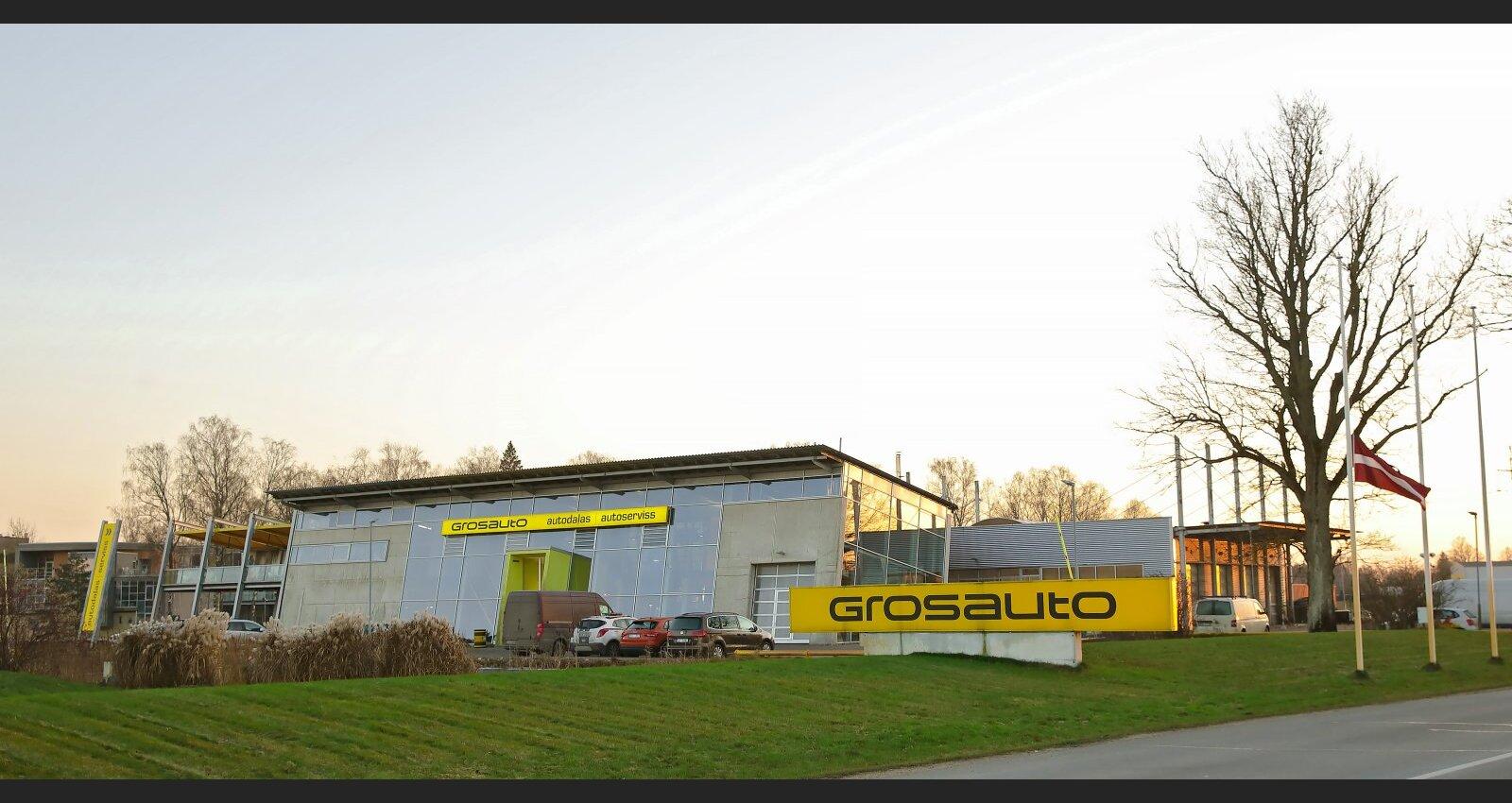 'Gros' autobiznesa glābšana: ko jaunajiem īpašniekiem nozīmē Groskopa nāve un parādi valstij