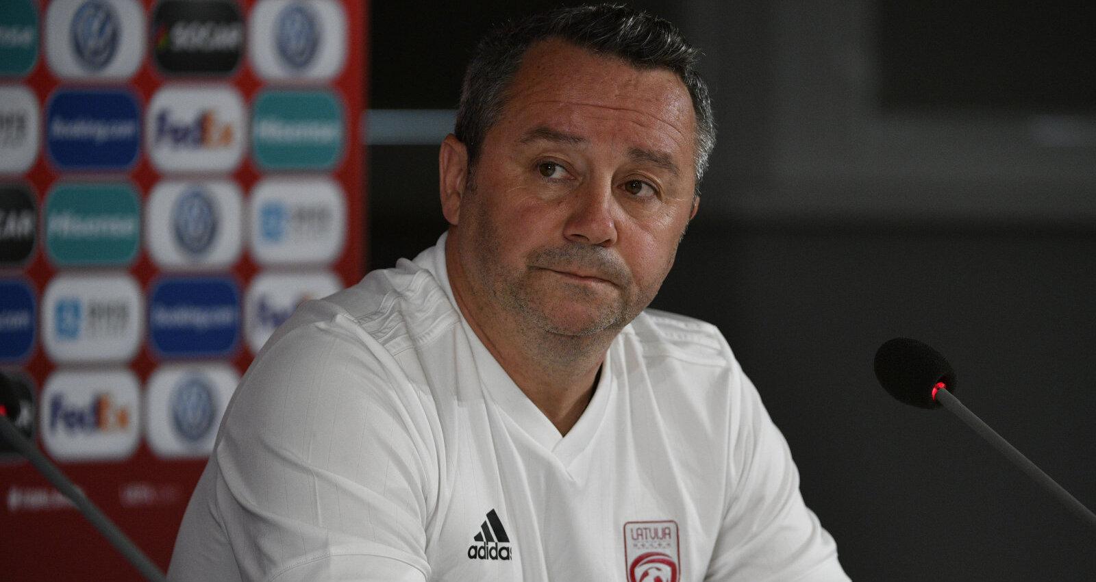 Krīze Latvijas futbola izlasē: Stojanovičs atklāti par izlases atrašanos bedrē