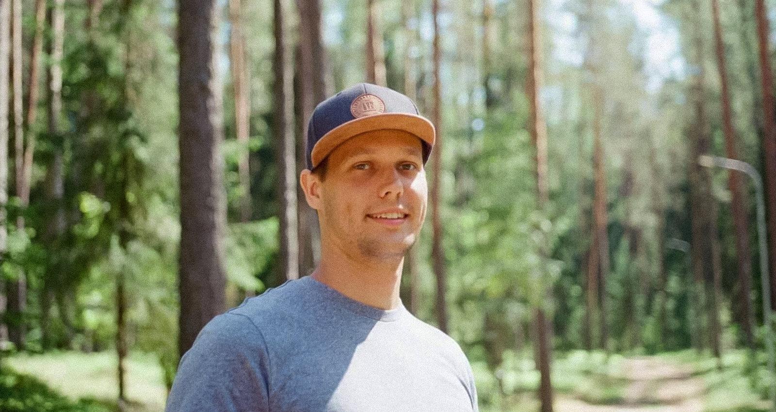 Gustavs Zālītis par peldējumu no Kolkasraga uz Roņu salu: gribēju pierādīt, ka latvieši var