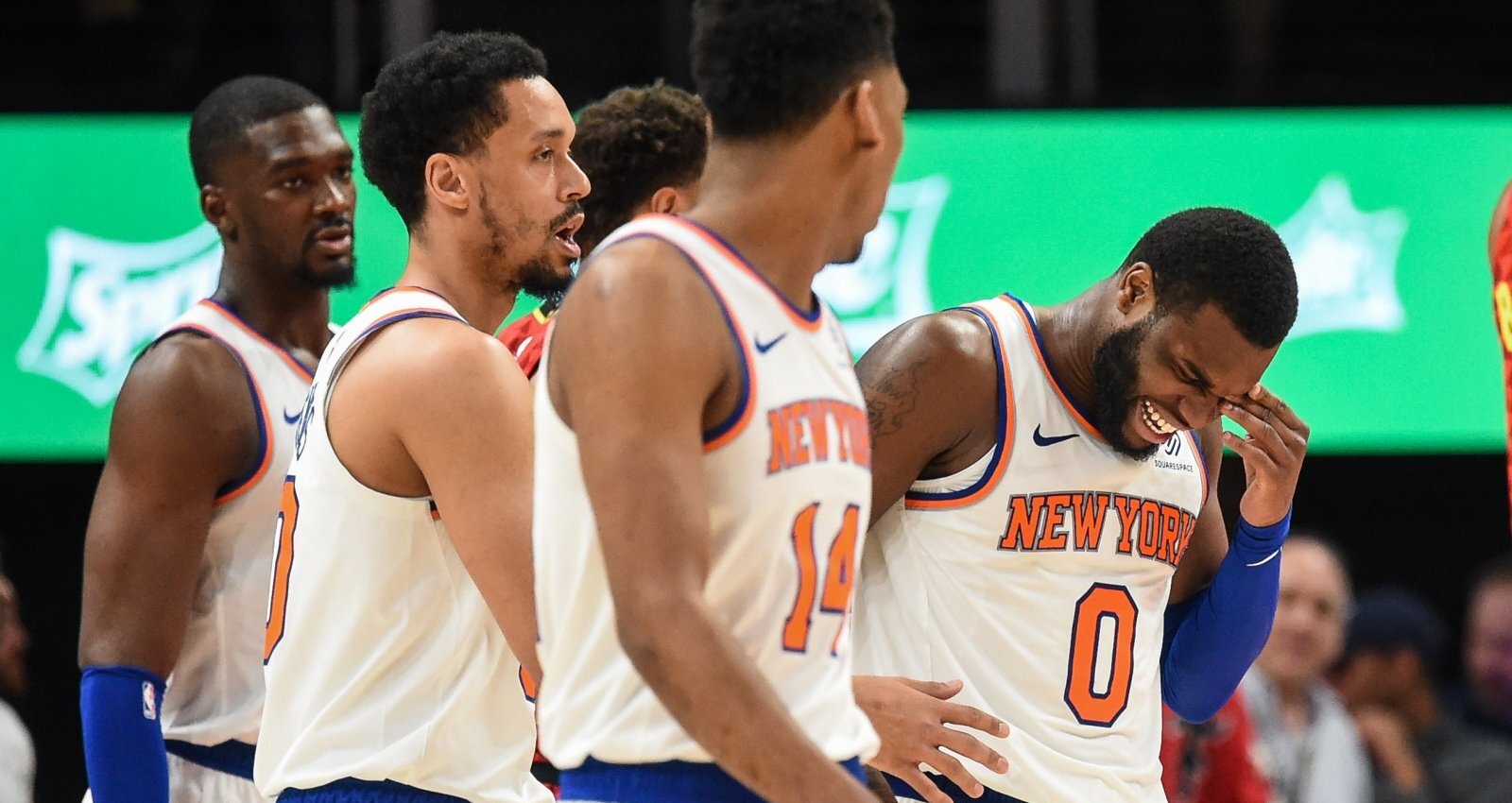 Ņujorkas 'Knicks' – kā kluba vadība var nogremdēt veiksmīgu komandu