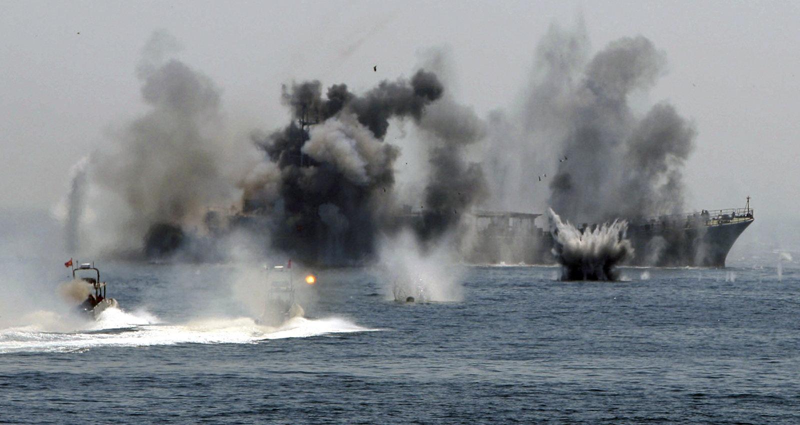 Hormuza šaurums: ASV un Irānas cīņu bīstamākais punkts