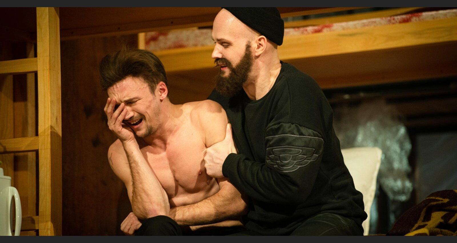 Gogolis Getliņos. Recenzija par Nacionālā teātra iestudējumu 'Revidents'