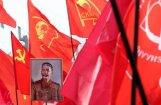 Украина: запрещено знамя Победы и задержан подозрительный агитатор