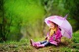 Sestdien daudzviet gaidāms īslaicīgs lietus