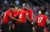 Premjerlīgas sezona atklāta ar 'Manchester United' uzvaru