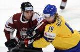 Fotoreportāža: Latvija turpina zaudējumu un 'sauso' spēļu sēriju