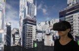 Pikseļu jūra. RIXC mākslas un zinātnes festivāla izstādes 'Virtualitātes un realitātes' apskats