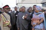 Malāvi pēc prezidenta nāves izsludinātas 10 dienu ilgas sēras