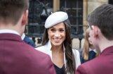 ФОТО: Меган Маркл вышла в свет с королевской семьей