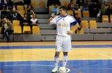 FK 'Nikars ' izvirzās vienvadībā Latvijas čempionātā telpu futbolā