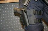 В Олайне усилено патрулирование: паники в городе нет