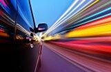 Пьяная сотрудница полиции гнала по трассе Рига-Даугавпилс на 164 км/ч