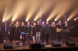 Foto: Ieskandināta Harija Zariņa 60 gadu jubilejas koncertturneja