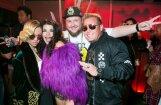 Foto: Bagāto un vareno 'Gumball 3000' braucēju ballīte Rīgā