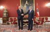 Берзиньш: Латвия делает все, чтобы оставаться с Россией только соседями