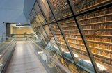 Astoņas skaistākās jaunās bibliotēkas; to vidū arī Gaismas pils