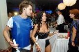 Dima Bilans plosās 'Jaunā viļņa' nakts ballītē