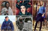 Modīgas latviešu slavenības, no kurām smelties iedvesmu ziemas stilam