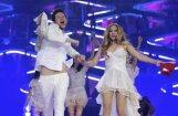 Eirovīzijas  dziesmu  konkursā  uzvar  Azerbaidžāna